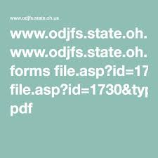 Odjfs Communicable Disease Chart Www Odjfs State Oh Us Forms File Asp Id 1730 Type