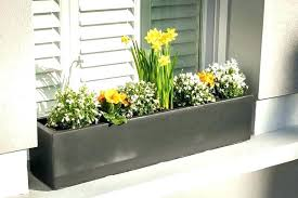 diy window planter boxes window boxes planter window large window box planter in black window planter diy window planter boxes