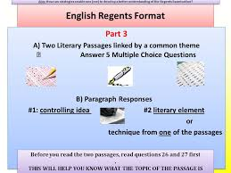 English Regents Essay Booklets Mfawriting    Web Fc  Com