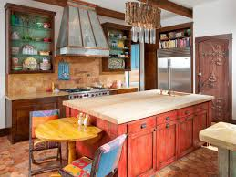 Yellow Paint Colors For Kitchen Kitchen Alluring Mexican Kitchen Idea With Yellow Wall Color And