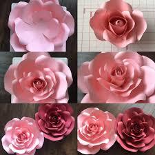 Cartolina Paper Design Anns Paper Flower Flores De Cartolina Flores E Flores De