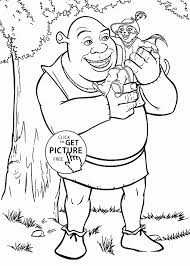 Small Picture Adult shrek coloring pages Shrek Coloring Sheets Printable Shrek