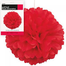 Paper Puff Ball Decorations Delectable Puff Ball Decorations Decorative Design