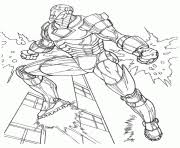 Bring iron man to life in this coloring page. Iron Man Coloring Pages To Print Iron Man Printable