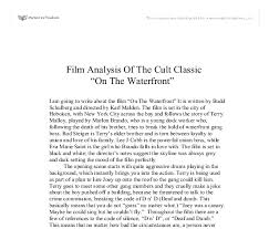 writing essays about films how to write an analytical essay