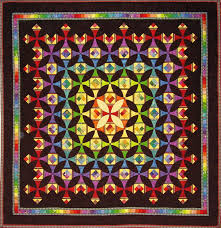 Kingston Heirloom Quilters & Mary Ann's quilt,