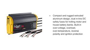 3 bank marine battery charger youtube 2 bank battery charger wiring diagram at 3 Bank 12 Volt Trolling Motor Battery Charger Diagram