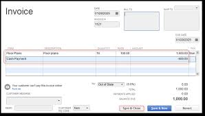 cash invoices resolve common issues when applying a payment towa quickbooks