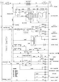 simplified wiring diagram etz 251 later etz 125 250 rev simplified wiring diagram late etz 125 250 and 251 36k