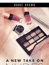 <b>Bobbi Brown</b> UK: Get the look | NEW <b>Haute Nudes</b> Palette | Milled