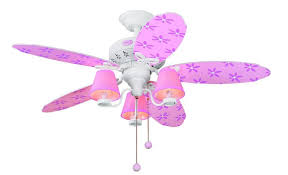 ceiling fans princess chandelier fan with and property girl blades pertaining to 12