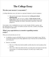sample college essays which colleges accept writing samples college essay 9 samples examples format