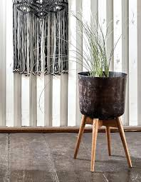 plant pot stand burnished brown plant pot on a wooden stand wrought iron plant pot stands plant pot stand flower pot stand wooden