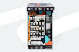How To Run A Vending Machine Amazing Lululemon Has Free Vending Machines For Runners WellGood