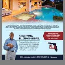 pool service ad. Image May Contain: 1 Person, Smiling Pool Service Ad K