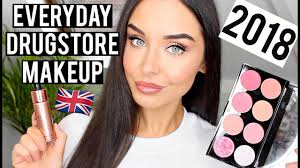 my everyday makeup tutorial uk 2018 katesbeautystation