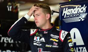 NASCAR: William Byron on trying to wreck Kyle Busch: 'That was dumb'