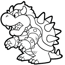 Mario Coloring Pages To Print Princess Online Printable And Free For