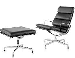 eames soft pad lounge chair and ottoman. overview eames soft pad lounge chair and ottoman a