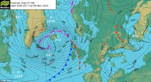 North Atlantic Weather Charts A Closer Look At Weather Bombs Official Blog Of The Met