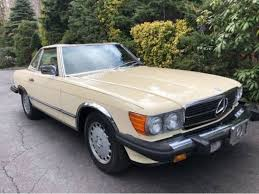 This exquisite motorcar comes equipped with nearly all available. 1987 Mercedes Benz 560sl For Sale Near Cadillac Michigan 49601 Classics On Autotrader