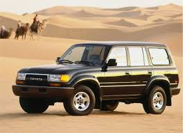 Curbside Classic: 1997 Toyota Land Cruiser 40th Anniversary ...