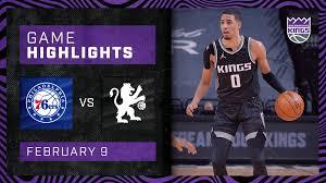 Kings vs 76ers 2.9.21 ...