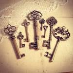Victorian Era Keys