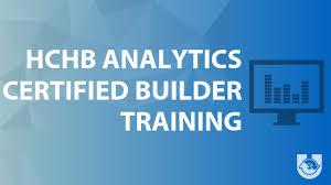 Analytics Certified Builder Training