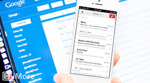 Gmail App New Design Gmail For Iphone And Ipad Gets Redesigned Adds Multiple