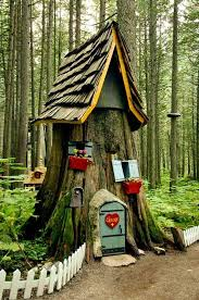 More Tree Stump Ideas