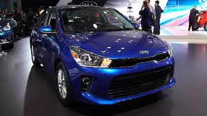 2018 kia blue. delighful 2018 2018 kia rio preview with kia blue