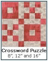 Free Quilt Block Patterns Library & ... Crossword Puzzle quilt block tutorial ... Adamdwight.com