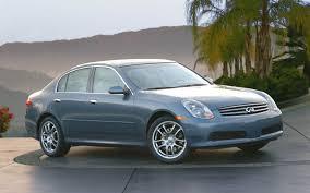 Underrated Ride Of The Week: '05/'06 Infiniti G35 Sedan - The ...