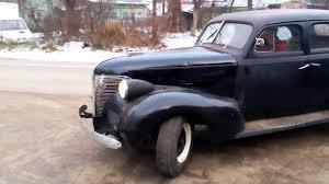 Chevrolet Master Deluxe 1939 - YouTube