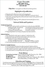 Medical Office Administration Duties Astonishing Ideas Medical Office Assistant Resume Remarkable Ideas