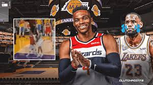 Wizards news: Russell Westbrook's clutch OT game-winning and-1 on LeBron  James to beat Lakers