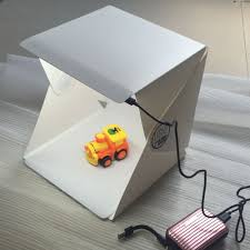 Foldable Photography Light Box Portable Foldable Photography Studio Led Light Box Shooting Tent Buy Studio Light Box Shooting Tent Photography Studio Product On Alibaba Com