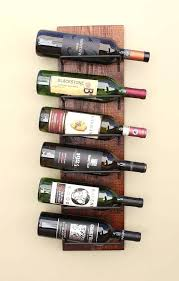 wine rack 52 normally 57 now wood wall wine rack holds 6