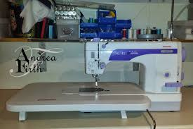 Obsessive Creativeness: Sewing Machine Review - Janome 1600P & Janome 1600P semi-industrial sewing machine. I believe that this model has  now been superseded, but this is the basic model (link to American website,  ... Adamdwight.com