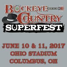 Buckeye Country Superfest At Ohio Stadium On 11 Jun 2017