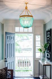 kitchen glamorous turquoise chandelier light 25 bead attractive turquoise chandelier light 12 bead 4