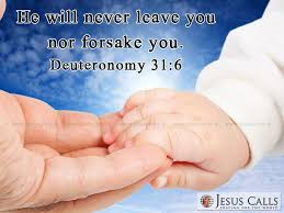 He Will Never Leave You Nor Forsake You Deuteronomy 4040 Holy Unique Never Leave You Tamil Quote
