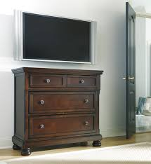 Media Chests Bedroom Renaissance Media Chest B697 39 Media Chests From Ashley At