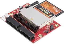 ide cards gbic 1x compactflash plug 50 pin 2x ide plug 40 pin ide