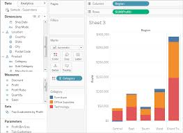 Add Grand Total To Pivot Chart Show Totals In A Visualization Tableau