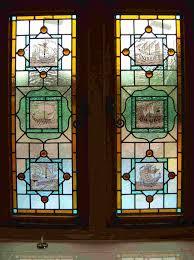 painting on glass windows artisan painted glass