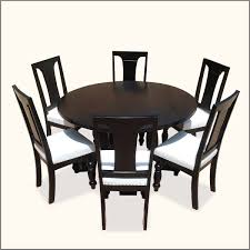 image of mango wood dining table white chairs
