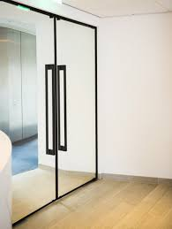 ironmongery these frameless glass doors
