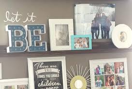 2 create photo ledges family tree wall decor ideas 2 create photo ledges family tree wall decor ideas